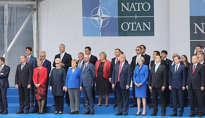 NATO zirvesi başlıyor: 'Geleceğe güvenle bakmamızı sağlıyorsunuz'