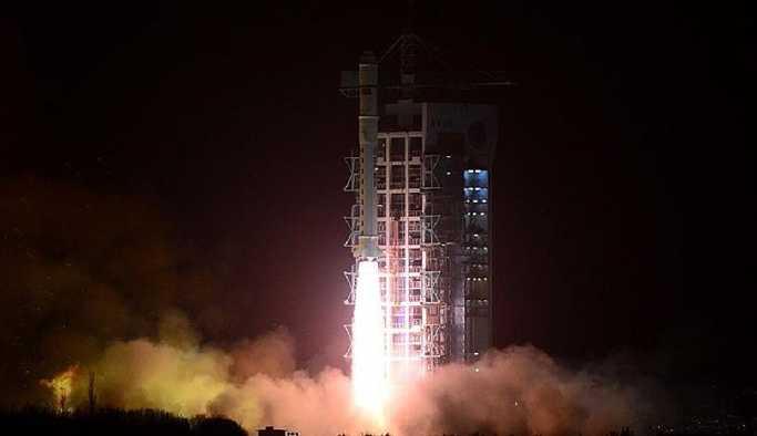 Pakistan'ın ilk Uzaktan Algılama Uydusu uzaya fırlatıldı