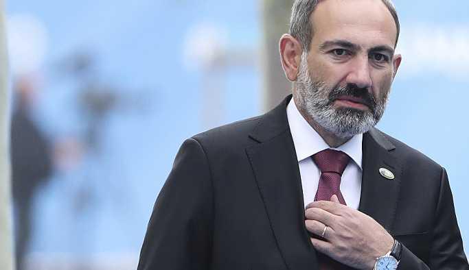 Paşinyan: Çavuşoğlu'yla tanıştım, beni başbakan seçilmem nedeniyle kutladı