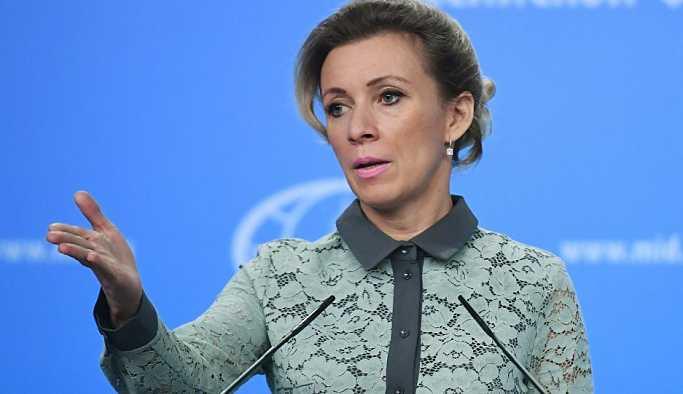 Zaharova: Dera'nın yüzde 90'ı militanlardan kurtarıldı