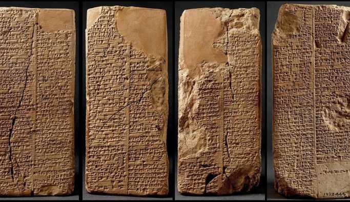 3800 yıllık Sümer dönemi tabletinde tarihin ilk tüketici şikayeti mektubu