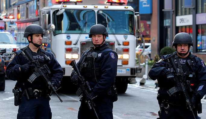 ABD'de her yıl ortalama 3 kişi polis tarafından vurularak öldürülüyor