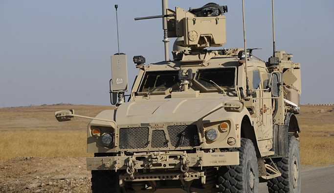 'ABD Kobani'de radar sistemi kurdu' iddiası