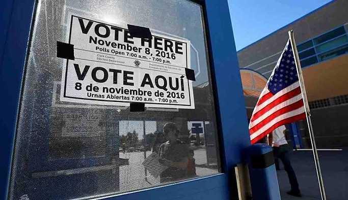 ABD'li çocuklar ve gençler, başkanlık seçimlerine 'müdahale ediyor'