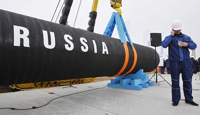 ABD'nin engellemelerine rağmen Kuzey Akım 2'de boru döşeme faaliyetleri başladı