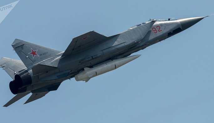 ABD, Rus yapımı hipersonik 'Kinjal' füzesinin bir benzerini geliştirmek istiyor