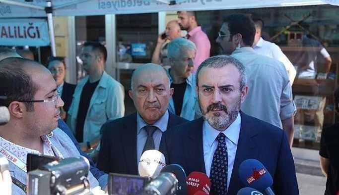 AKP'li Ünal'dan 'kur atağı' açıklaması