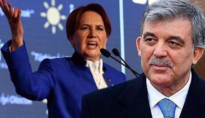 Akşener'den Erdoğan'a: Ekonomik tabloyu bozarken yalnızdınız, çözüm için birlikte hareket etmeye hazırız