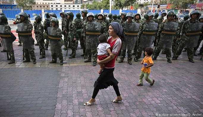 Almanya Uygurları sınır dışı etmeyecek