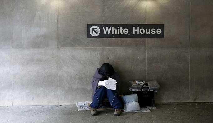 Amerikalıların yüzde 40'ı ekonomik zorluk içinde