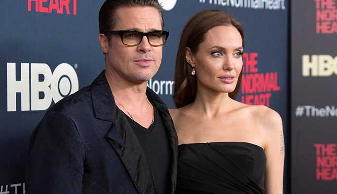 Angelina Jolie'den Brad Pitt'e 'nafaka' suçlaması: İki yıldır ödemiyor