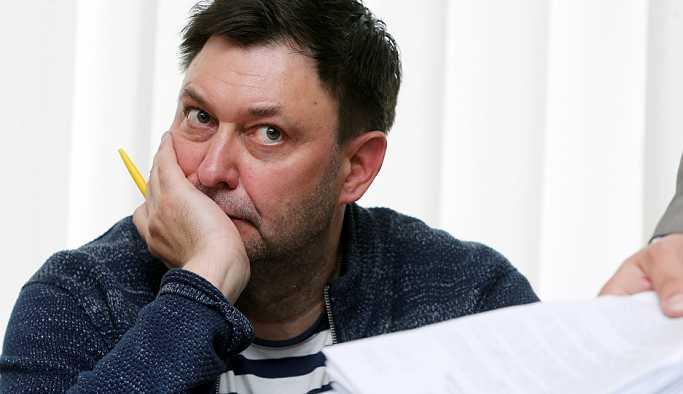 Avrupa Gazeteciler Federasyonu, Vışinskiy'nin serbest bırakılması konusunda ısrar ediyor