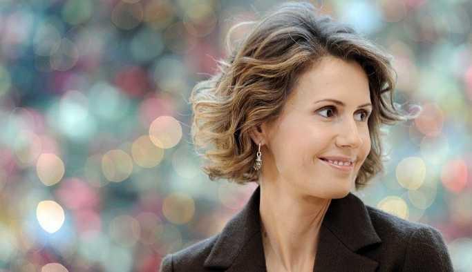 Beşar Esad'ın eşi Esma Esad hastaneye kaldırıldı: Kötü huylu tümör tespit edildi
