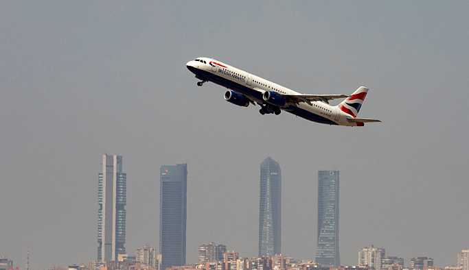 British Airways ve Air France, Tahran uçuşlarını askıya aldı