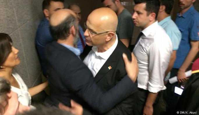 CHP Berberoğlu için eylem hazırlığında