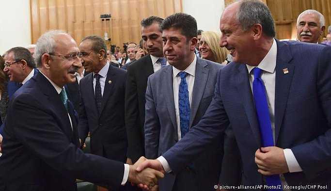 CHP'li Erkek: 630 imza teslim edilmedi