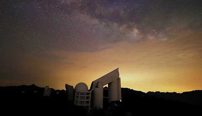 Çinli bilim insanlarından 'dev yıldız' keşfi: Evrenin tarihine ışık tutacak