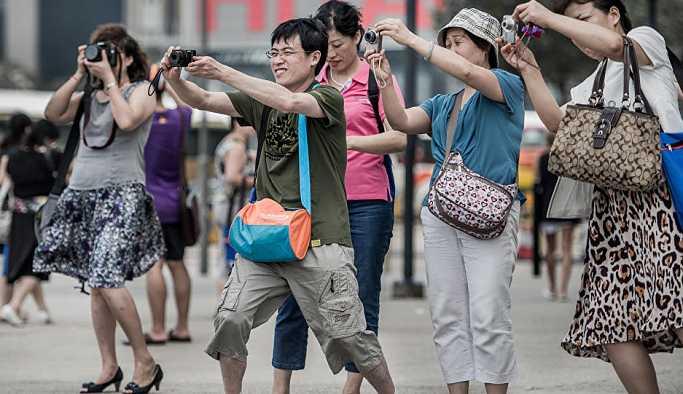 Çinli turist sayısının yüzde 91 artmasında 'Romantik Türkiye' şarkısı da etkili oldu
