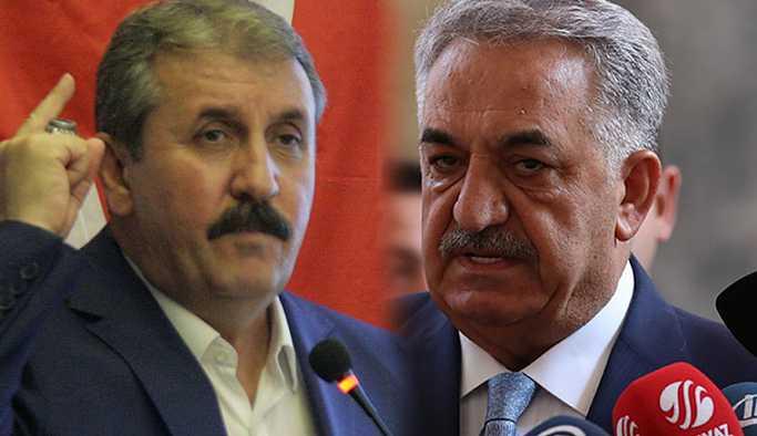 Destici'nin 'idam' çıkışına AKP'den tepki