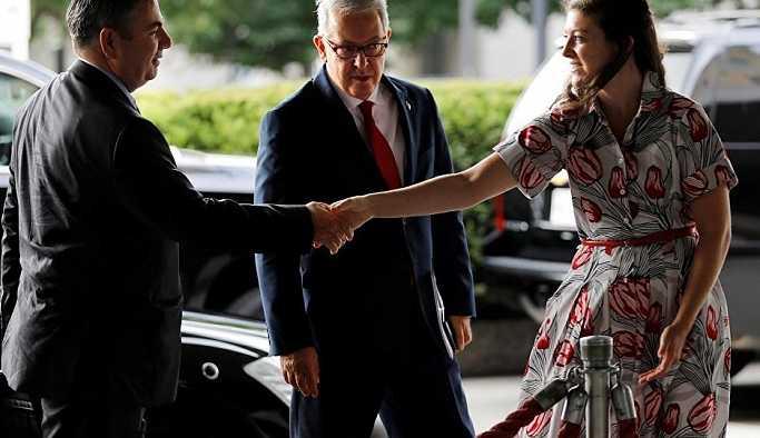 Diplomatik kaynaklar: ABD, Türk heyete serbest bırakılmasını istediği 15 kişinin listesini verdi