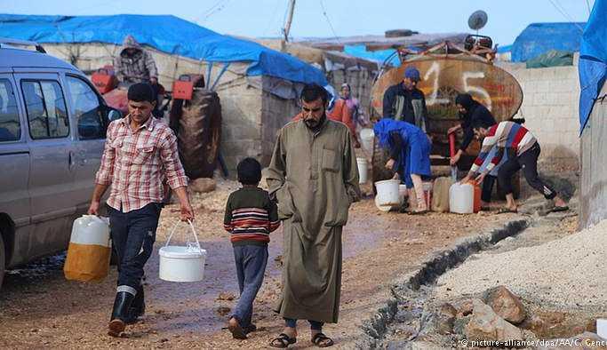 DSÖ: İdlib harekâtı 700 bin kişiyi yerinden edebilir