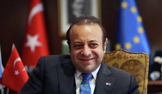 Egemen Bağış: Türkiye, alternatifsiz değil, AB ise Türkiye'nin olmazsa olmazı değil