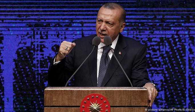 Erdoğan'dan ABD'ye: İhtilaflar ekonomiye taşınmasın