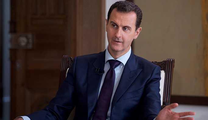 'Esad, Güney Osetya'yı ziyaret edecek'