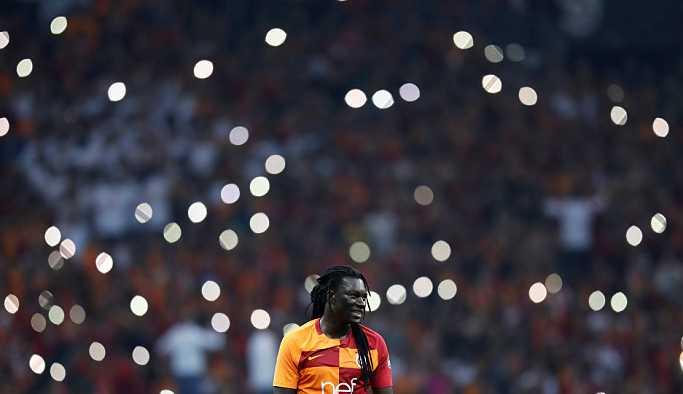 Gomis'ten Galatasaray'a veda mesajı
