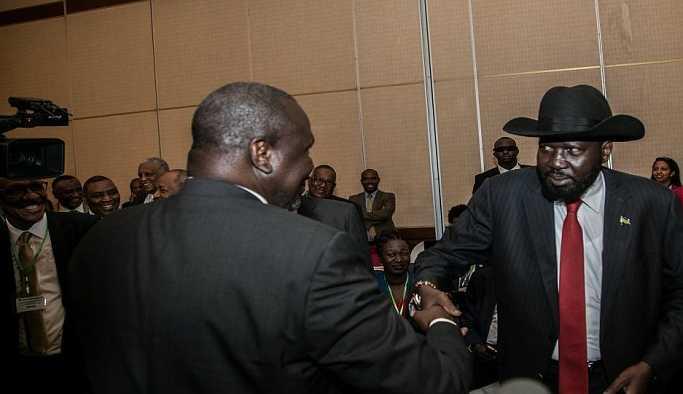 Güney Sudan'da tüm muhaliflere af