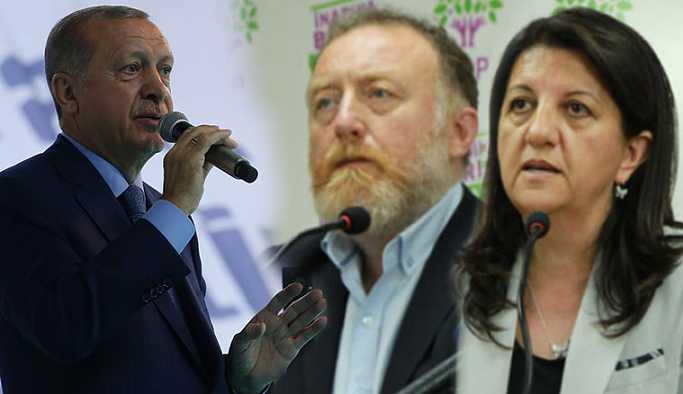 HDP'den Erdoğan'a yanıt