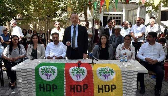HDP'den Erdoğan'a 'yastık altı' yanıtı