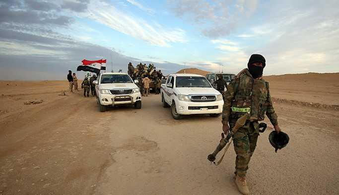 Irak'ta kontrol noktasına intihar saldırısı: 8 ölü