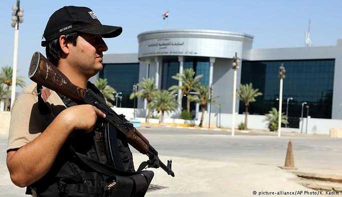 Irak'tan Alman ve Fransız vatandaşına ömür boyu hapis cezası
