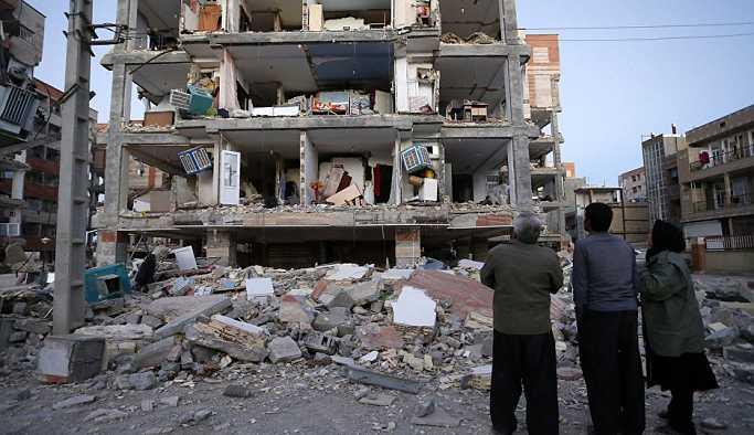 İran'da 6.1 büyüklüğünde deprem: En az 2 ölü, 58 yaralı