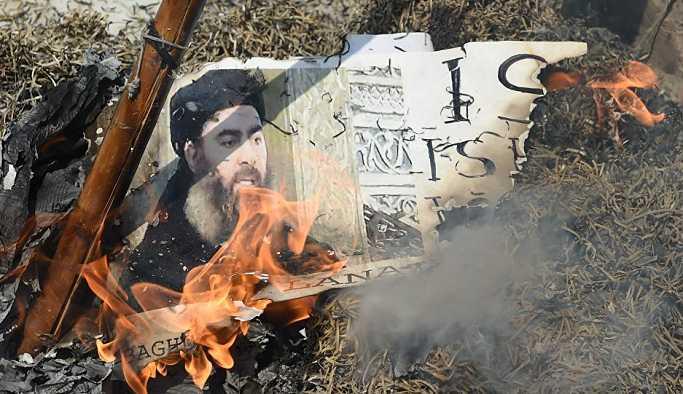IŞİD lideri Bağdadi'ye ait olduğu iddia edilen yeni ses kaydı yayınlandı