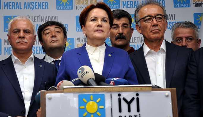 İstifaların ardından İYİ Parti'den ilk açıklama