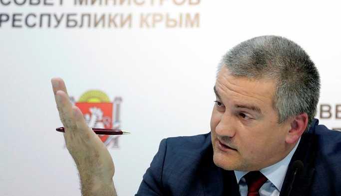Kırım Başbakanı: Türkiye, Kırım'la feribot seferlerini başlatma konusunda isteksiz