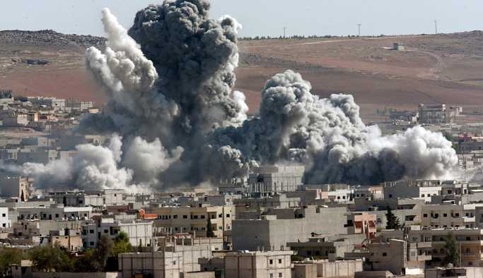 Koalisyon sözcüsü: Türkiye ve ABD arasındaki gerilim, IŞİD'le mücadeleyi etkilemez