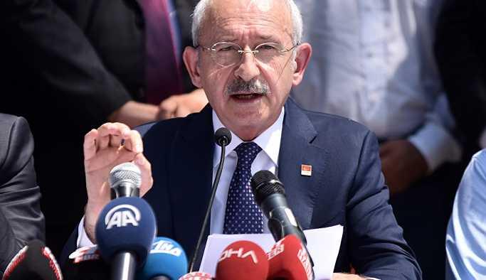 Kulis: CHP'de MYK üyeleri, 'Kılıçdaroğlu'na desteğimiz tam'
