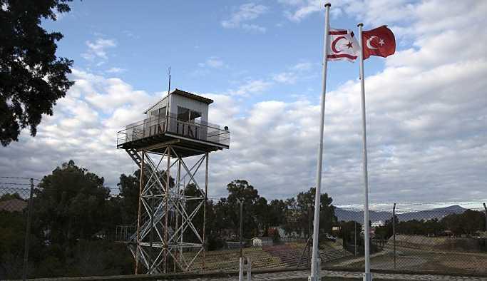 Kuzey Kıbrıs'ta grev: Uçuşlar durduruldu
