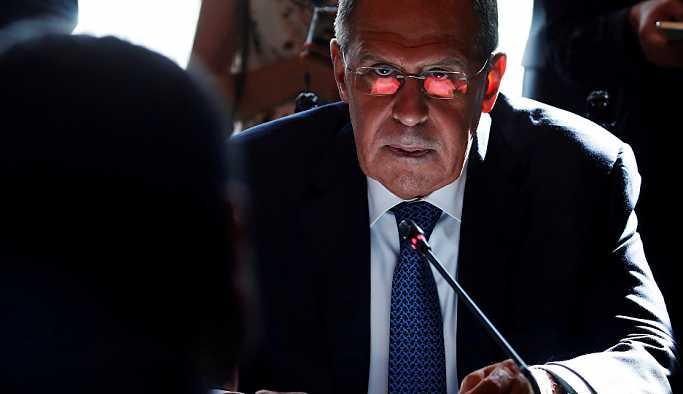 Lavrov'dan hatırlatma: ABD, kimyasal silah envanterini hâlâ imha etmedi
