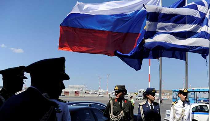 Lavrov: Rusya ve Yunanistan arasında işbirliği için sağlam bir zemin var
