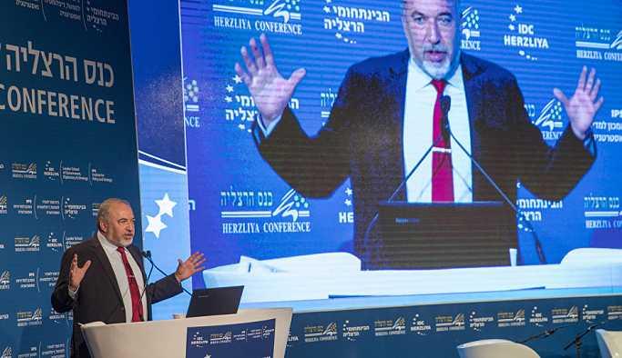 Liberman: İsrail'in yeni roketleri Ortadoğu'daki her yere ulaşabilir