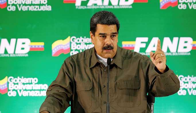 Maduro: FBI'ın ülkemde inceleme yapmasına izin verebilirim