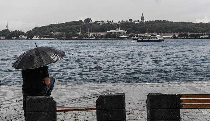 Marmara, Ege ve Akdeniz'de sağanak etkili olacak