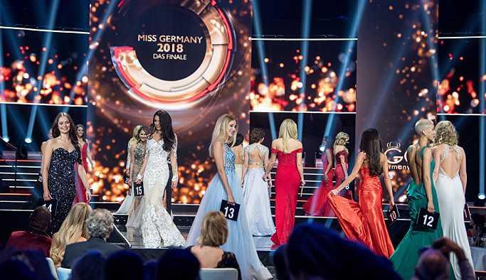 Miss America'dan sonra Miss Germany'den de mayo kararı