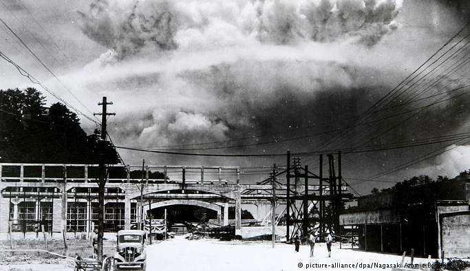 Nagazaki'ye atom bombası atılışının 73'üncü yıldönümü