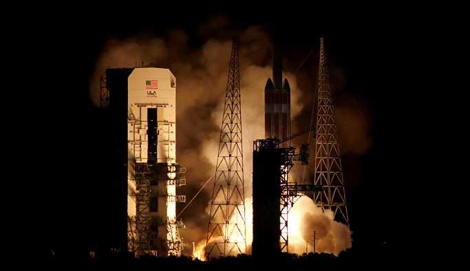 NASA, Güneş kaşifini uzaya yolladı