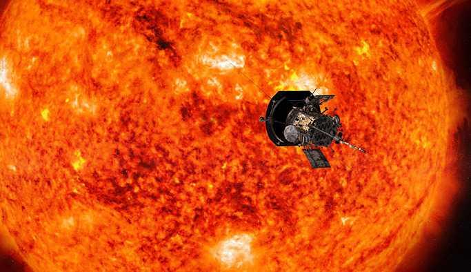 NASA'nın uzay aracı, Güneş'e 'dokunacak'